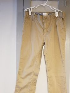Children's place khaki pants